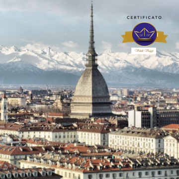 TURIN: YOU'LL FIND IT LOVELY