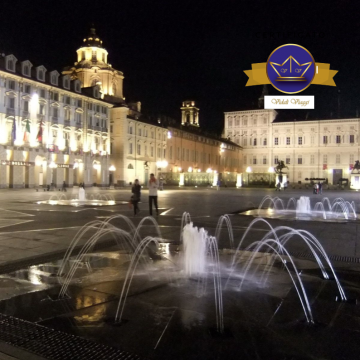 TURIN IN FREEDOM