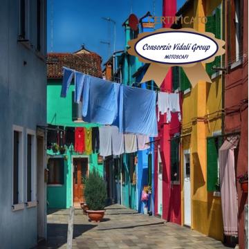 Transfer San Marco - Burano